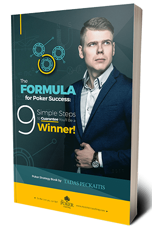 free poker book formula for success